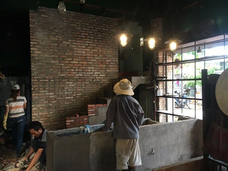 Dịch vụ sửa chữa nhà nhanh lại tiết kiệm tiền bạc tại Lê Văn