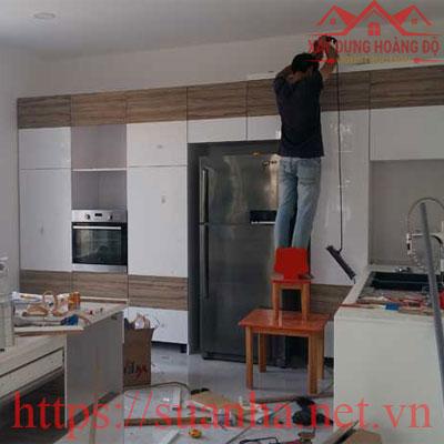 Bảng báo giá chi phí sửa chữa nhà ở của công ty xây dựng Hoàng Độ