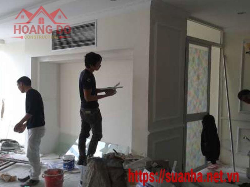 Bảng báo giá sửa chữa nhà trọn gói 2019