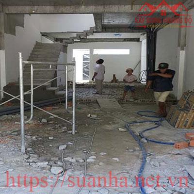 Bảng dự toán toán sửa chữa nhà cấp 4 tại TP. Hồ Chí Minh