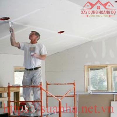 Bảng giá sửa chữa nhà ở uy tín của Công ty Hoàng Độ