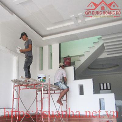 Công ty sửa chữa nhà giá rẻ chất lượng Hoàng Độ