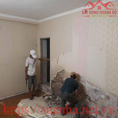 Công ty sửa chữa nhà ở Hoàng Độ