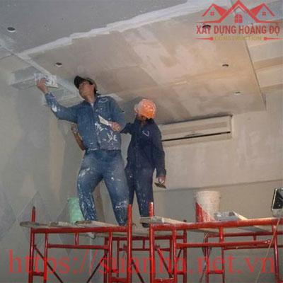 Dịch sửa chữa nhà ở TP. Hồ Chí Minh uy tín chất lượng