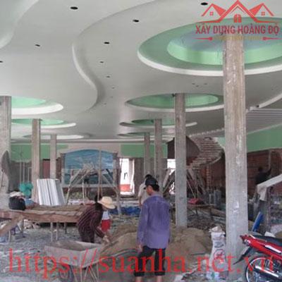 Dịch vụ sửa chữa nhà biệt thự chuyên nghiệp tại TP. Hồ Chí Minh
