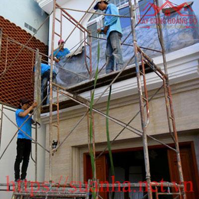 Dịch vụ sửa chữa nhà cấp 4 chất lượng tại TP. Hồ Chí Minh