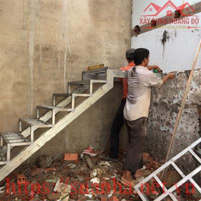 Dịch vụ sửa chữa nhà cấp 4 giá rẻ tại TP. Hồ Chí Minh