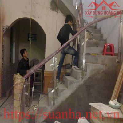 Dịch vụ sửa chữa nhà chống dột tại TP. Hồ Chí Minh