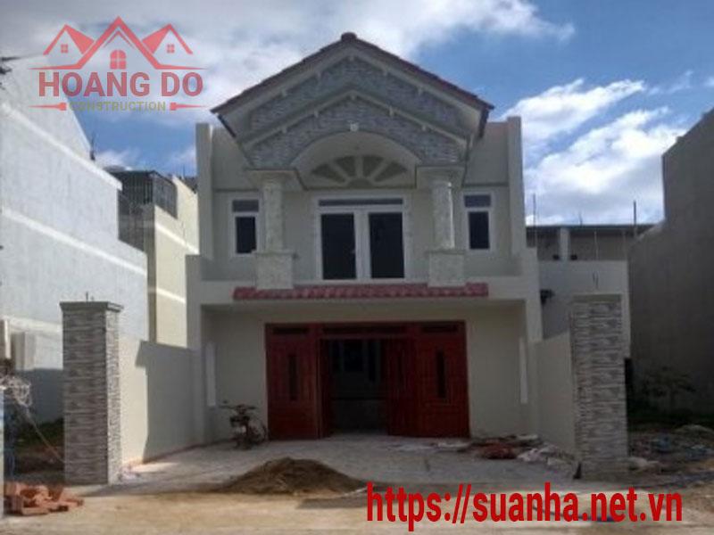 Dịch vụ sửa chữa nhà chuyên nghiệp Huyện Hóc Môn