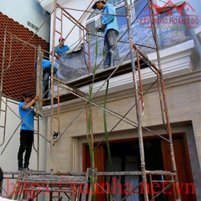Dịch vụ sửa chữa nhà giá rẻ Hoàng Độ tại TP. Hồ Chí Minh