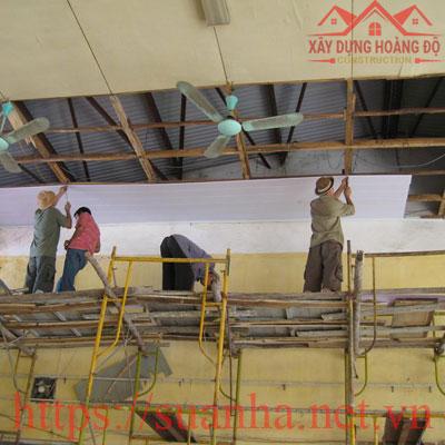Dịch vụ sửa chữa nhà Gò Vấp hiệu quả giá rẻ
