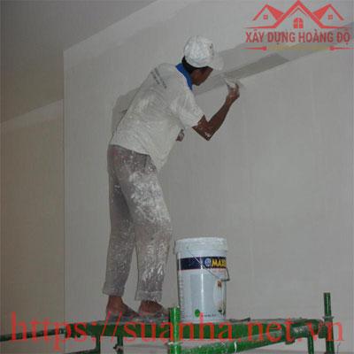 Dịch vụ sửa chữa nhà Hồ Chí Minh uy tín chất lượng