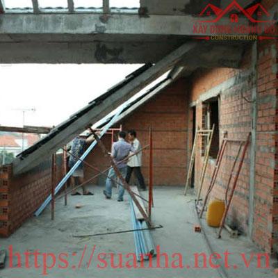 Dịch vụ sửa chữa nhà ở tại TP. Hồ Chí Minh