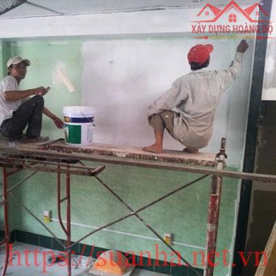 Dịch vụ sửa chữa trần nhà bị nứt tại TP. Hồ Chí Minh