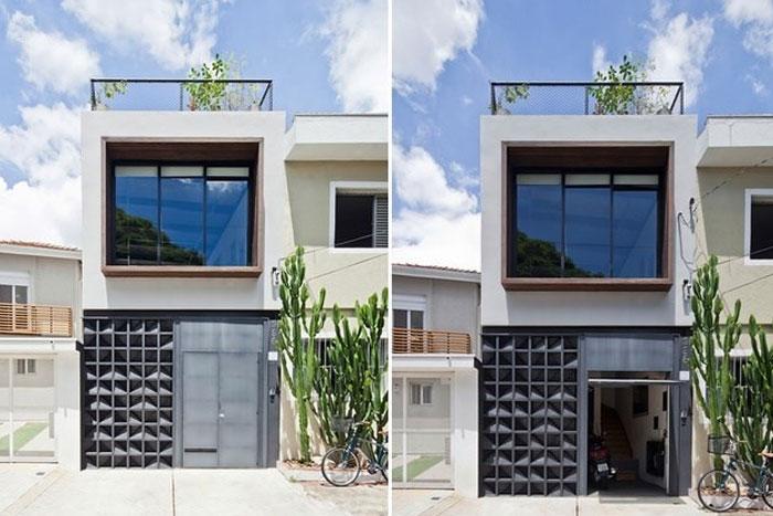 Hình anh thiết kế nhà hiện đại 6