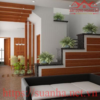 Phương án sửa chữa nhà của công ty xây dựng Hoàng Độ