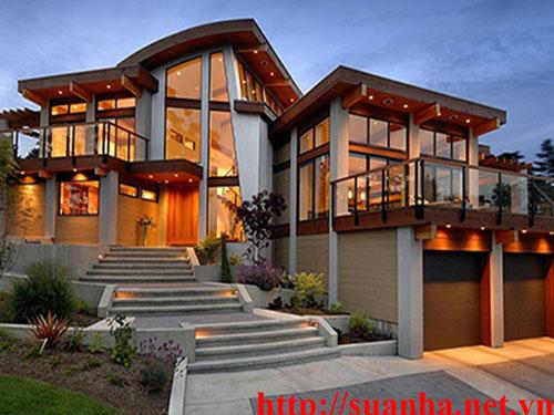 Tân trạng căn nhà cũ một cách hiệu quả nhờ công ty...