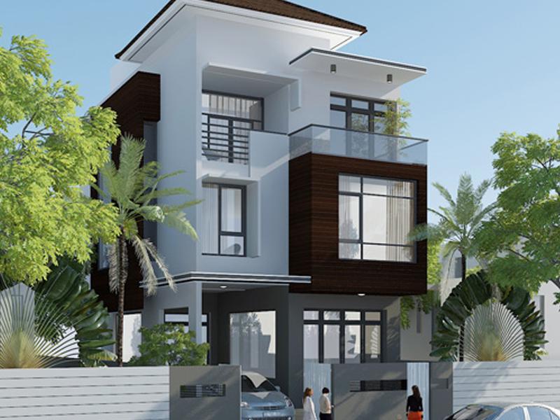 Xây dựng nhà 1 trệt 1 lầu phần thô tại thành phố Hồ Chí Minh